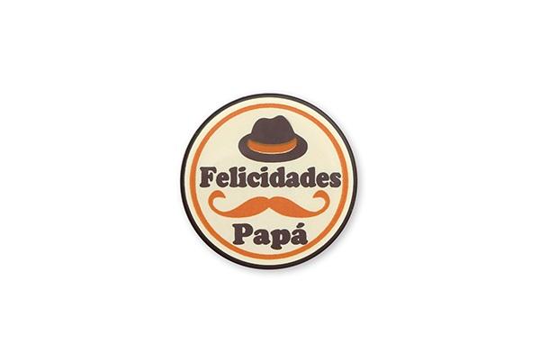 FELICIDADES PAPA, BIGOTE